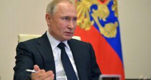 بوتين يتحدث عن حالته الصحية بعد التطعيم ضد كوفيد