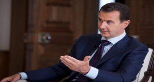 الرئيس الاسد يصدر قانون البيوع العقارية