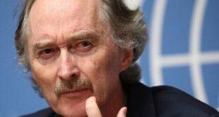 """المبعوث الأممي: مسيرة الصراع في سوريا """"كارثية"""""""