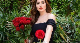 ماذا قالت نسرين طافش عن زيارتها للسعودية