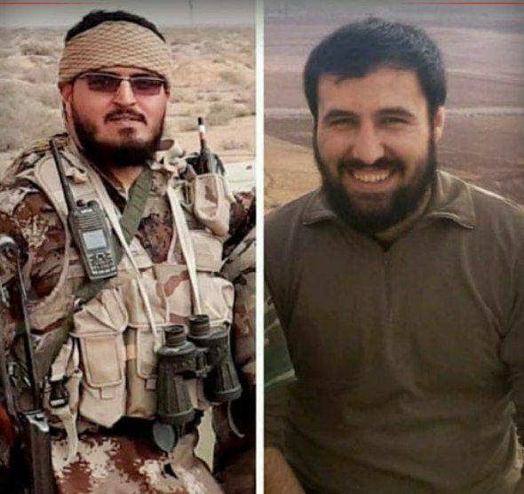 مقتل عسكريين إيرانيين بمحافظة دير الزور.. صور