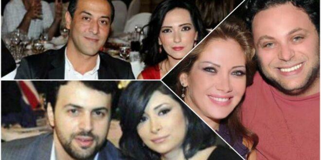 ثنائيات الممثلين السوريين التي انتهت بالطلاق
