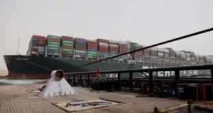 مستوردات سوريا من النفط والغاز عبر قناة السويس