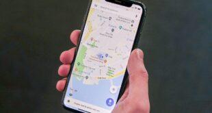 كيفية مشاركة موقعك الجغرافي مع جهات الاتصال