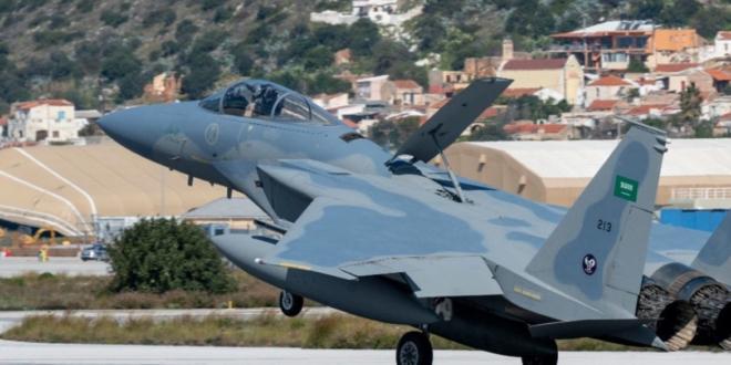 مقاتلات سعودية تصل اليونان للمشاركة بمناورات مشتركة فوق المتوسط وتركيا غاضبة