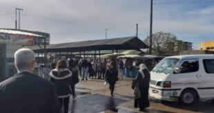 سوريا: مواطنون يعلقون في الكراج بسبب تأخر المازوت