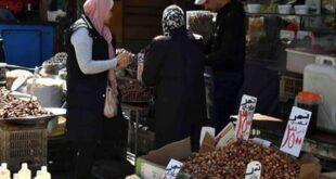 أسعار التمور ترتفع.. مدير تموين دمشق
