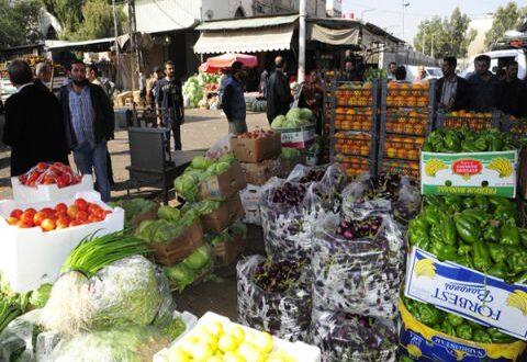 سوق الهال: أزمة المحروقات أثرت على الأسعار بمعدل 40 ليرة على كل كيلو