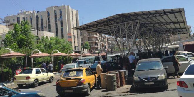 إصابة شخص بحادثة إطلاق نار في محطة وقود بالسويداء