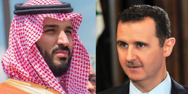 السعودية:سندعم أي جهود للتوصل لحل سياسي في سوريا والعودة لحضنها العربي