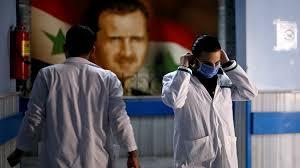 كورونا في سوريا.. أغلب الحالات تحتاج عناية مشددة