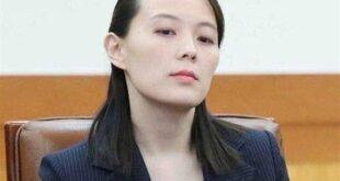 أقوى امرأة بكوريا الشمالية تحذر بايدن