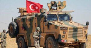 الاحتلال التركي ينشئ ثاني أكبر قاعدة عسكرية