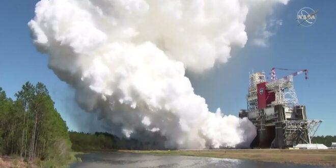 أقوى صاروخ في العالم