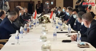 انطلاق أعمال اللجنة السورية العراقية