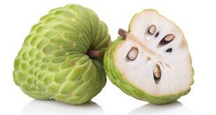 السرطان وغيره.. 15 فائدة لفاكهة القشطة