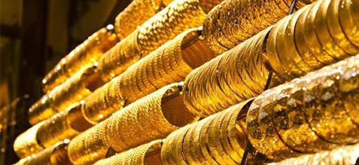 غرام الذهب عيار 21 يصل إلى 220 ألف