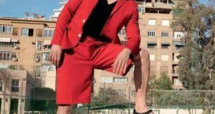 إطلالة باسل خياط حديث الجمهور .. ظهر بلباسٍ غريب!!!