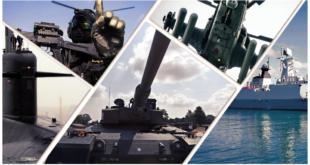 الجيش الياباني يعود بقوة هائلة… أقوى 5 جيوش في 2021