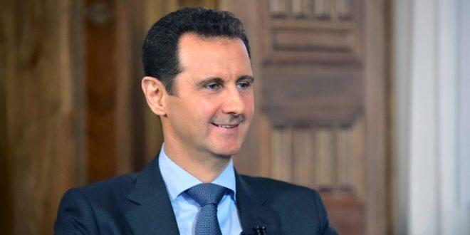 الرئيس السوري بشار الأسد يتقدم رسميا لخوض انتخابات الرئاسة المقبلة