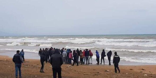 العثور على جثث ثلاث فتيات على شواطئ طرطوس