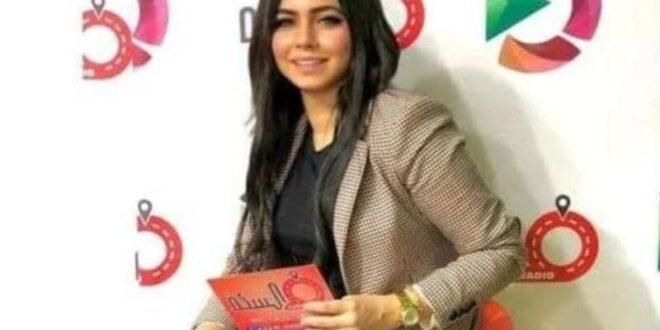 مذيعة مصرية تقتل زوج شقيقتها