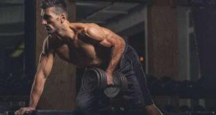 برنامج تضخيم العضلات