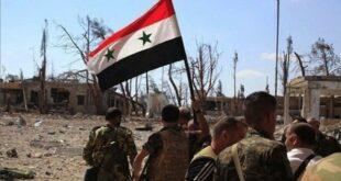 تعزيزات للجيش السوريّ باتجاه محاور البادية