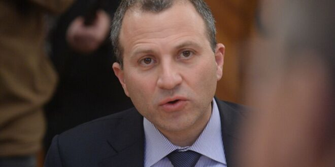 جبران باسيل يغرد من موسكو دعماً للرئيس الأسد