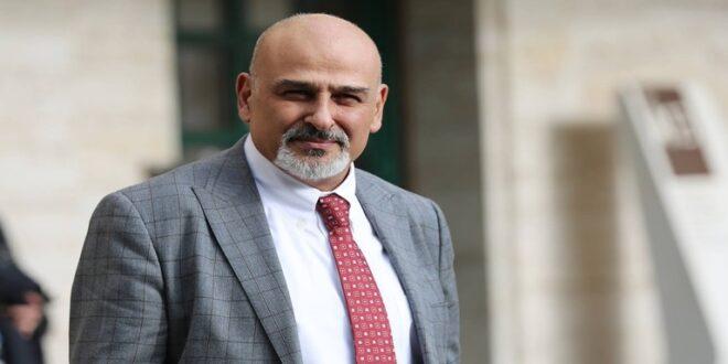 جمال سليمان يُعلّق عضويته في اللجنة الدستورية السورية
