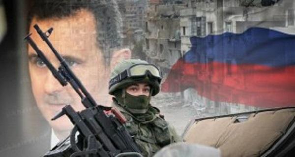 ضباط روس يصلون الى مطار الطبقة العسكري والسبب؟
