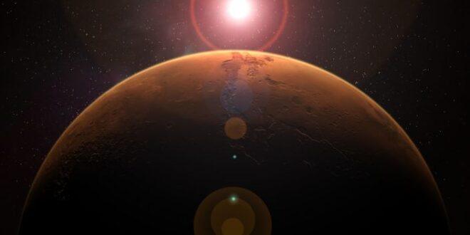 عناكب على سطح المريخ.. اكتشاف يثير استغراب الباحثين