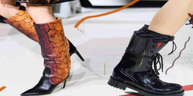 نصائح لتخزين أحذية الشتاء دون أن تخرب