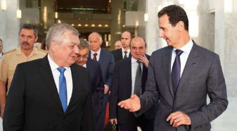 كوميرسانت: موقف موسكو الغريب حول الضربات الإسرائيلية في سوريا