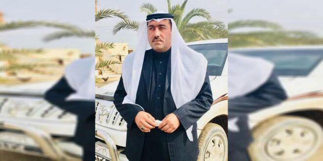 نجاة شيخ عشيرة العجيل المقرب من محاولة اغتيال في محافظة الرقة