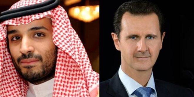 هل تخطط السعودية للتواصل مع الرئيس السوري بشار الأسد؟