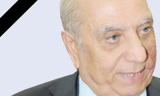 وفاة الدكتور محمد خالد مهايني وزير المالية السوري الأسبق