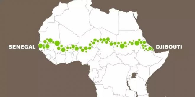 كيف سيساهم «السور الأخضر العظيم