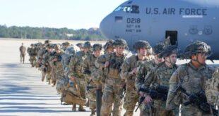 بايدن يأمر ببدء انسحاب جزئي للقوات العسكرية من الخليج