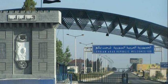 """مطالبات ب""""اقتناص"""" الفرصة وإعادة الأردن كمنفذ وحيد للاستيراد والتصدير لسورية"""