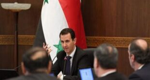 الرئيس بشار الأسد يوجه الحكومة بتحديد آليات