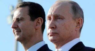 بوتين يتصل بالرئيس الأسد.. وهذا ما دار حوله الاتصال
