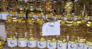 السورية للتجارة تستبعد توزيع الزيت خلال الدورة القادمة