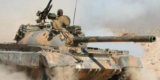 الجيش السوري يمشّط مربعات جديدة في البادية