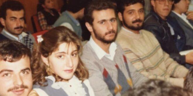 """الاتحاد الوطني لطلبة سوريا ينشر صوراً للرئيس الأسد """" تعرض للمرة الأولى """""""