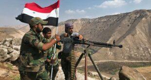 هجوم مسلح على نقطة عسكرية للجيش السوري في درعا