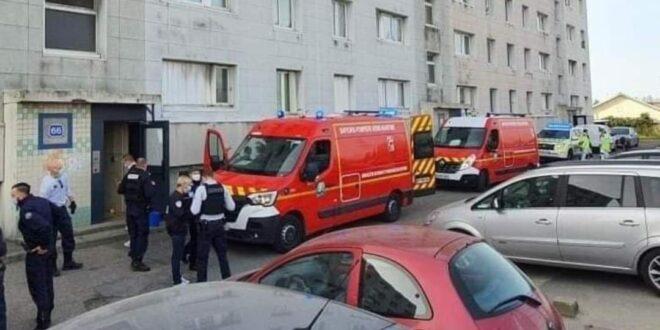 لاجئ سوري يقتل زوجته في فرنسا