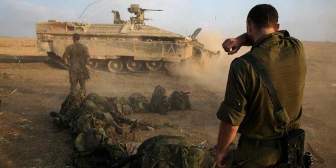 مكان دفن جنود اسرائيليين في سوريا