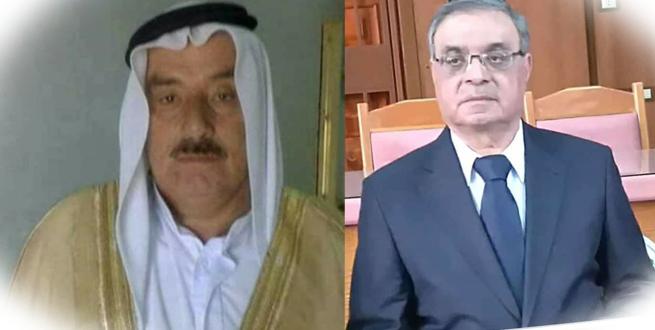 الحسكة تودع الشيخ الدهام والقيادي الناصر 