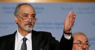 الجعفري يتحدث عن العلاقات السورية - اللبنانية